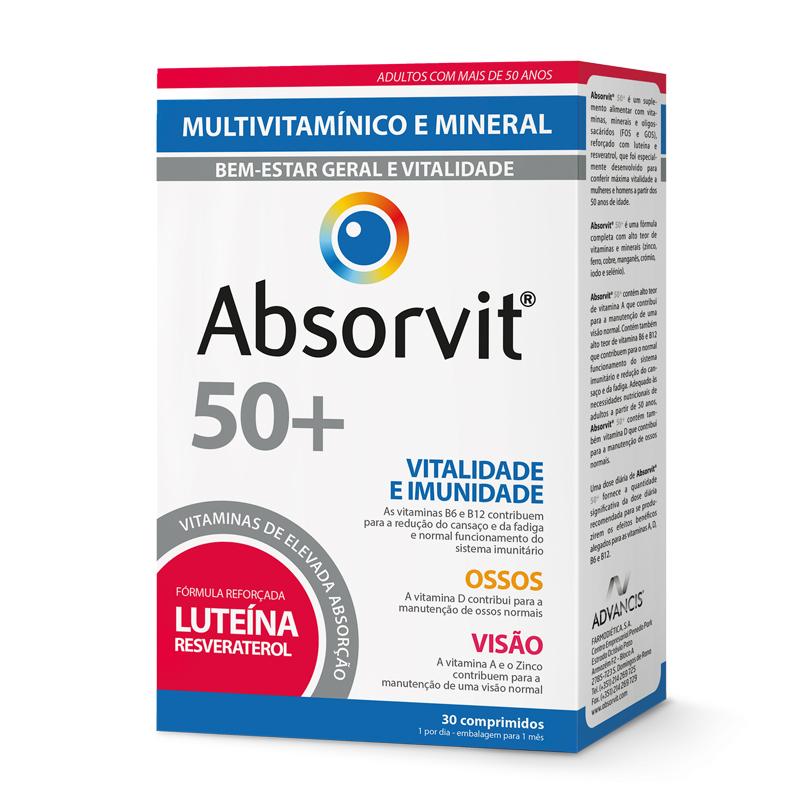 ABSORVIT 50+