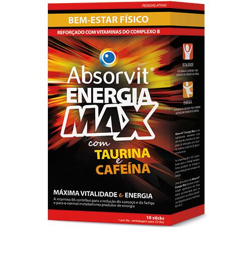 ABSORVIT ENERGIA MAX