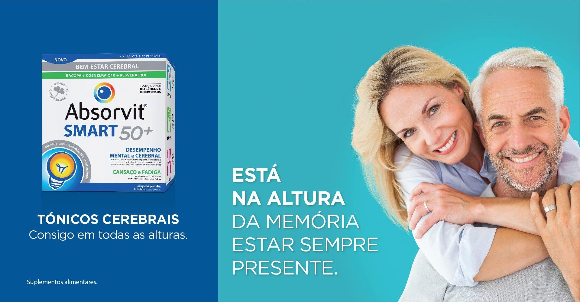 ABSORVIT SMART50+