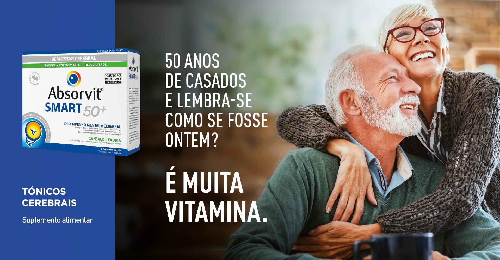 Absorvit Smart 50+