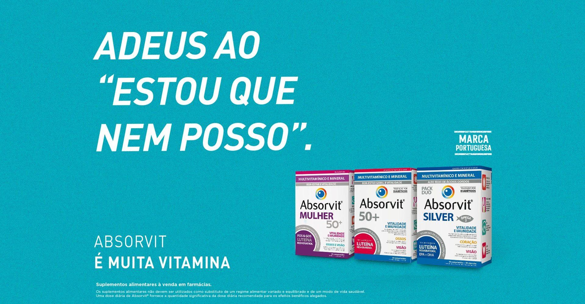 Absorvit Vitaminas